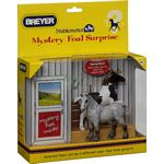 Mystery Foal Surprise Pack (2 Horses, 1 Foal) - Breyer Stablemates - 1:32 scale  (Breyer 5938)