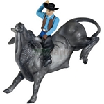 Loco Louie - Collectibulls, Every Cowboy's Nightmare - Breyer - 1:32 scale  (Breyer 5964)