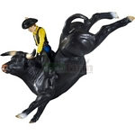 Rollercoaster - Collectibulls, Every Cowboy's Nightmare - Breyer - 1:32 scale  (Breyer 5967)