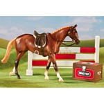 Show Jumping Set - Breyer Classics - 1:12 scale  (Breyer 61058)