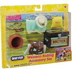 Western Riding Accessory Set - Breyer Classics - 1:12 scale  (Breyer 61071)