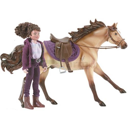 Сделать седло для игрушечной лошади своими руками
