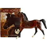 War Horse Joey Book and Horse Set - Breyer Classics - 1:12 scale  (Breyer 61125)