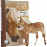 Little Prince Book and Horse Set - Breyer Classics - 1:12 scale  (Breyer 6137)