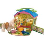 Pony Gals Dixie Travel Barn Play Set