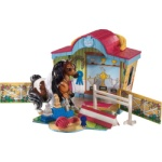 Pony Gals Chloe Travel Barn Play Set