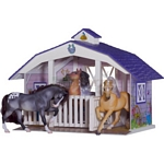 Pony Gals Friendship Barn (Breyer 720249)