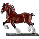 Breeds of the World - Clydesdale - Breyer Specials  (Breyer 8254)