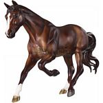 Sapphire Celebrating The Spirit Of The Horse - Breyer Traditional  - 1:9 scale  (Breyer 9107)