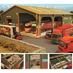 Transport and Distribution Depot - Brushwood Toys - 1:50 Scale  (Brushwood JTD1001)