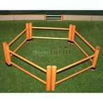 Post and Rail Set (Brushwood BT1030)