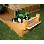 Slurry Ramp And Bag Of Cow Dung - Brushwood Toys - 1:32 Scale  (Brushwood BT2010)
