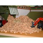 Bulk Cork Boulders - Brushwood Toys - 1:32 Scale  (Brushwood BT2035)
