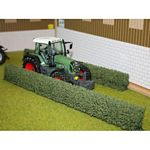 Hedges - Field (Pack of 2) - Brushwood Toys - 1:32 Scale  (Brushwood BT2073)