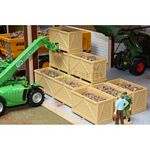 Potato Boxes with Potatoes - Brushwood Toys  (Brushwood BT2079)