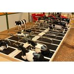 Metal Cow Cubicles (doubles) - Brushwood Toys  (Brushwood BT2099)