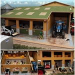 Pig Shed - Brushwood Toys - 1:32 Scale  (Brushwood BT8940)