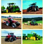 6 x Tractor Gift Cards (Brushwood BTC)