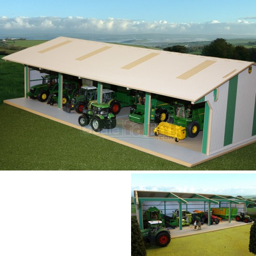 How to make a toy tractor shed storage prices uk for How to build a tractor shed