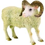 Ram with Large Horns - Bullyland Animal World - Play, Learn, Fun  (Bullyland 62290)