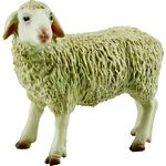 Sheep - Bullyland Animal World - Play, Learn, Fun  (Bullyland 62320)