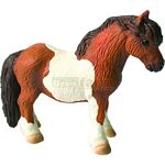Shetland Pony - Bullyland Animal World - Play, Learn, Fun  (Bullyland 62566)