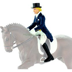 Dressage Rider Viola - Bullyland Animal World - Play, Learn, Fun (Bullyland 62649)
