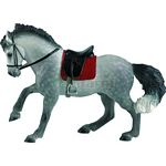 Andalusian Gelding - Bullyland Animal World - Play, Learn, Fun  (Bullyland 62659)