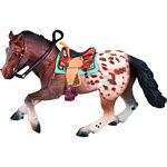 Appaloosa Stallion - Bullyland Animal World - Play, Learn, Fun  (Bullyland 62668)