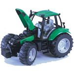 Deutz Agrotron 200 Tractor - Bruder - just like the real thing - 1:16 scale  (Bruder 02070)