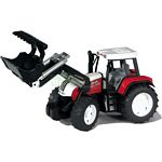 Steyr CVT 170 Tractor with Frontloader - Bruder - just like the real thing - 1:16 scale  (Bruder 02082)