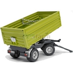 Fliegl Three Way Dumper with Removeable Top - Bruder - just like the real thing - 1:16 scale  (Bruder 02203)