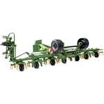 Krone Trailed Rotary Tedder - Bruder - just like the real thing - 1:16 scale  (Bruder 02224)
