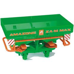 Amazone ZA-M Max Centrifugal Fertiliser Spreader - Bruder - just like the real thing - 1:16 scale (Bruder 02233)