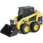 CAT 246 Skid Steer Loader - Bruder - just like the real thing - 1:16 scale  (Bruder 02431)