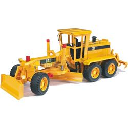 CAT Motor Grader - Bruder - just like the real thing - 1:16 scale (Bruder 02436)