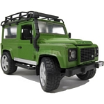 Land Rover Defender Station Wagon - Bruder - just like the real thing - 1:16 scale  (Bruder 02590)
