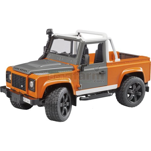 Land Rover Defender Pick Up (Bruder 02591)
