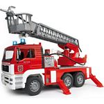 MAN Fire Engine With Water Pump And Lights And Sound Module