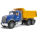 MACK Granite Tip Up Truck - Bruder - just like the real thing - 1:16 scale  (Bruder 02815)