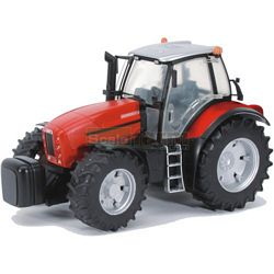 Same Diamond 270 Tractor - Bruder - just like the real thing - 1:16 scale (Bruder 03086)