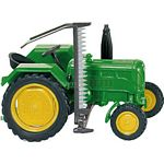 John Deere 2016 Vintage Tractor with Side Cutter