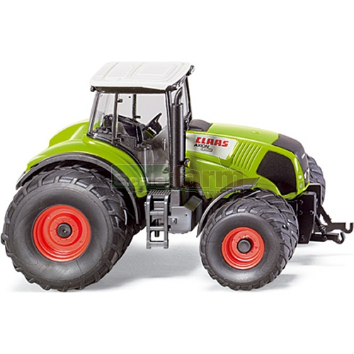 Dual Wheels For Tractors : Wiking  claas axion tractor with dual wheels