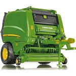 John Deere 990 Round Baler - Wiking Die Cast Models - 1:32 scale  (Wiking 7316)