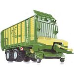 Krone ZX 450 GL Loader Wagon - Wiking Die Cast Models - 1:32 scale  (Wiking 7302)
