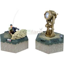 Anti-Tank Series IR Sensors - Battle Beam RC Defenders Series - Forces of Valour Radio Controlled Series (Revell 24223)