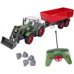Radio Controlled Farm Tractor with Front Loader and Trailer (Revell 24960)