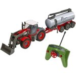 Radio Controlled Farm Tractor with Front Loader and Tanker (Revell 24962)