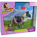 Haflinger Stallion with Accessories - Gee Gee Friends by Revell  (Revell 27520)