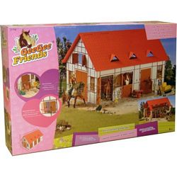 Horse Hospital - Gee Gee Friends by Revell (Revell 27754)